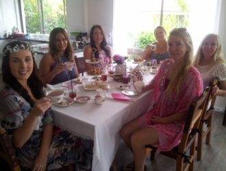 Hens Party in Byron Bay