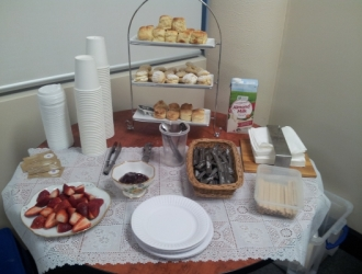 Corporate Morning Tea