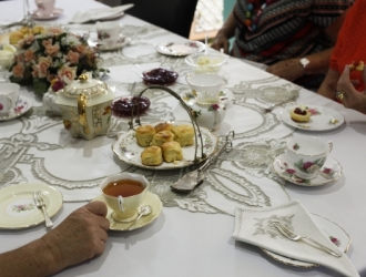 High tea ladies 06