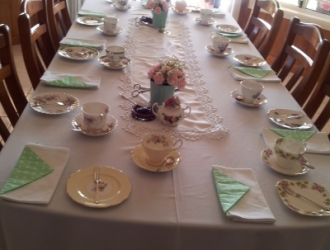 Hens Party High Tea