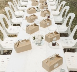 Picnic Wedding Receptions