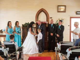 pop u wedding ceremony