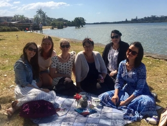 Hens Party Picnic